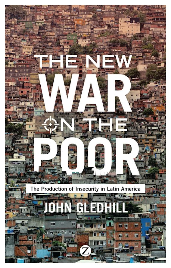 The New War on the Poor cover