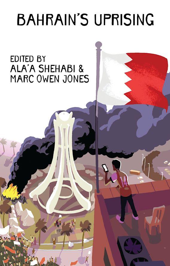 Bahrain's Uprising cover