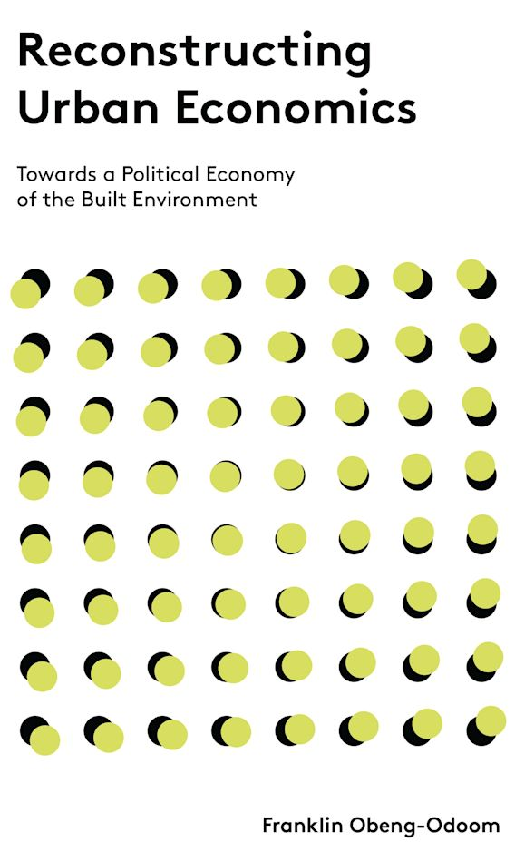 Reconstructing Urban Economics cover