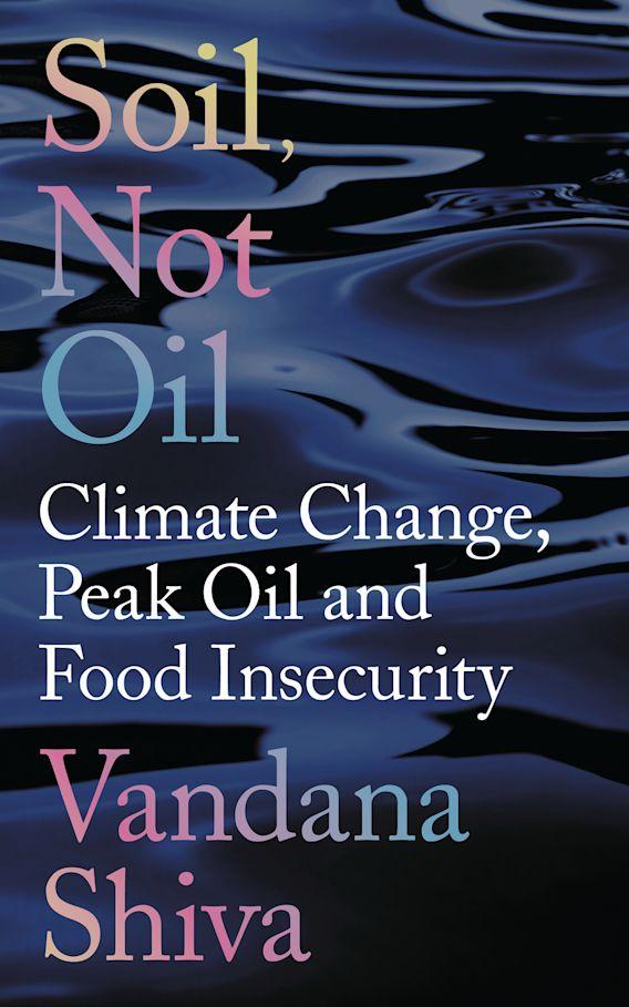 Soil, Not Oil cover