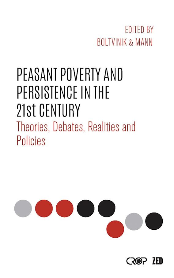Peasant Poverty and Persistence in the Twenty-First Century cover
