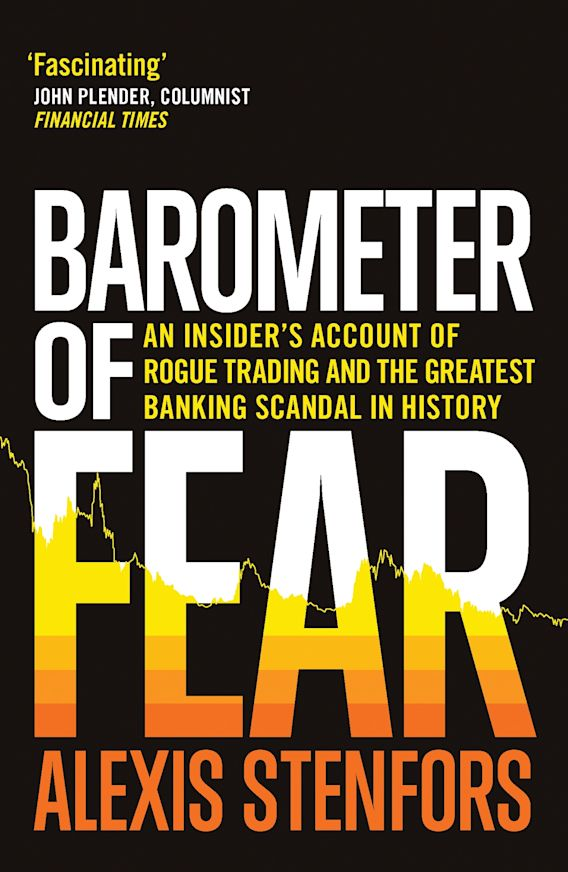 Barometer of Fear cover