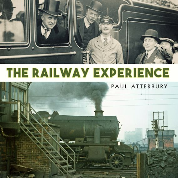 The Railway Experience cover