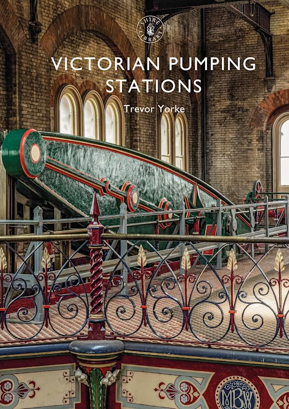 Victorian Pumping Stations cover