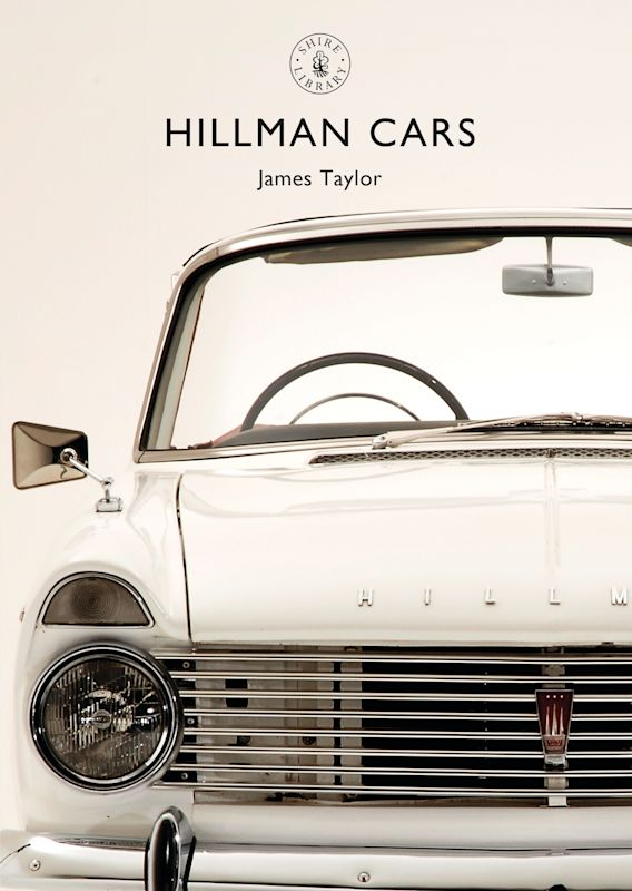 Hillman Cars cover