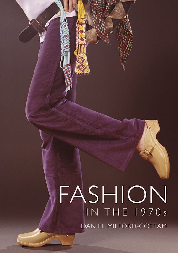 Fashion in the 1970s cover