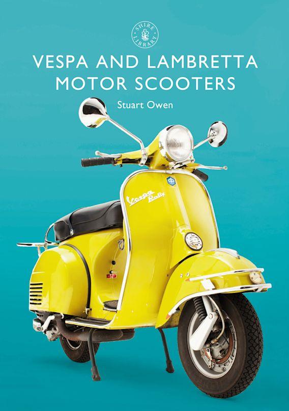 Vespa and Lambretta Motor Scooters cover