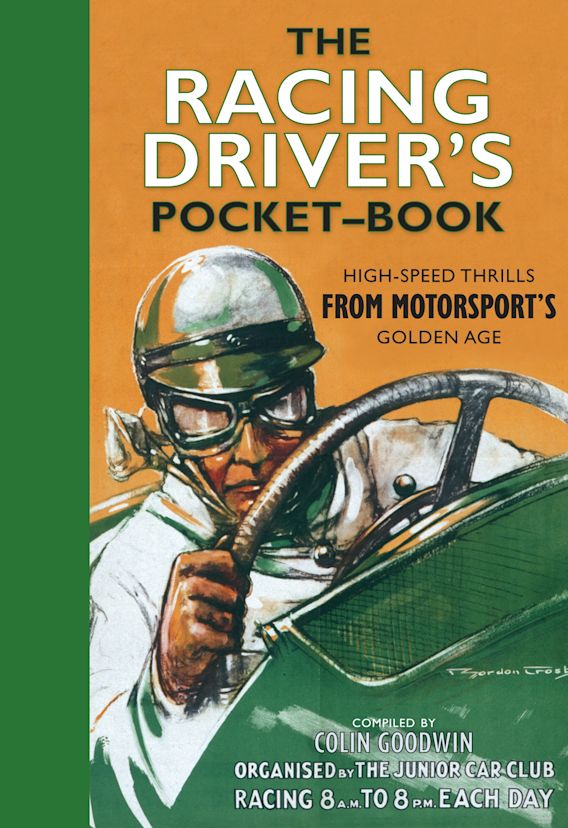 The Racing Driver's Pocket-Book cover