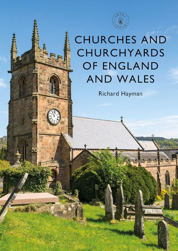Churches and Churchyards of England and Wales cover