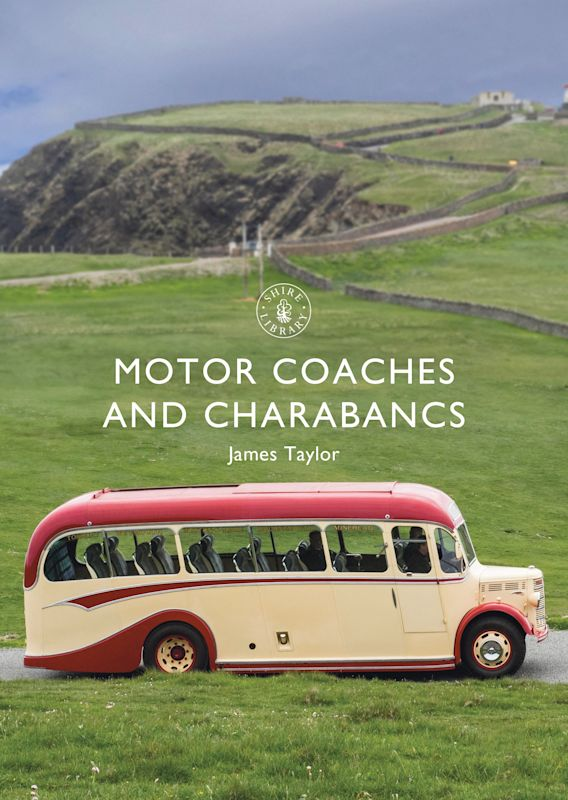 Motor Coaches and Charabancs cover