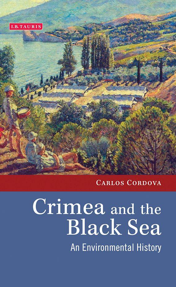 Crimea and the Black Sea cover