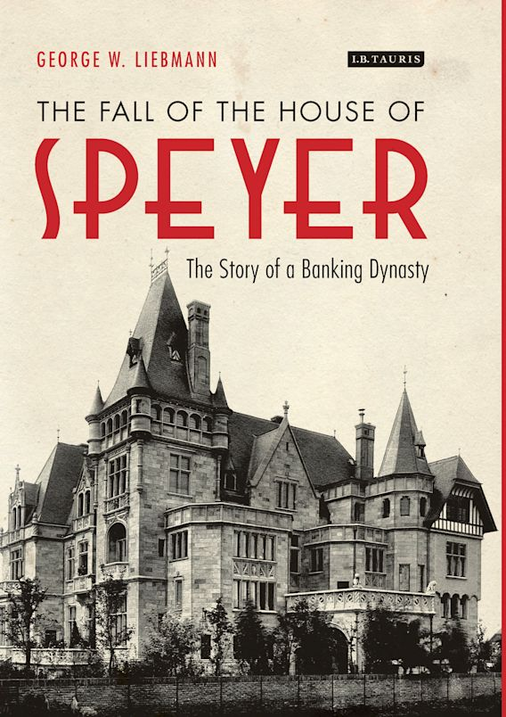 The Fall of the House of Speyer cover