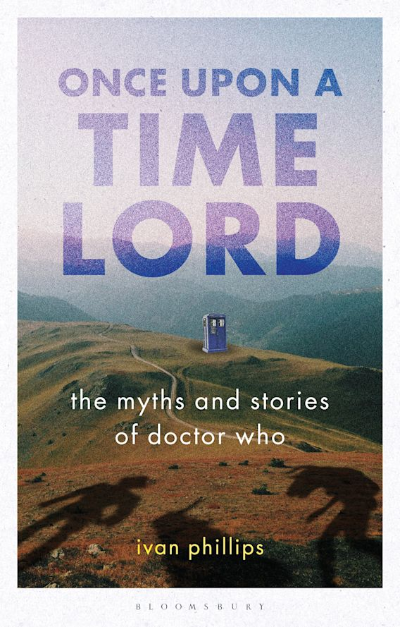 Once Upon a Time Lord cover