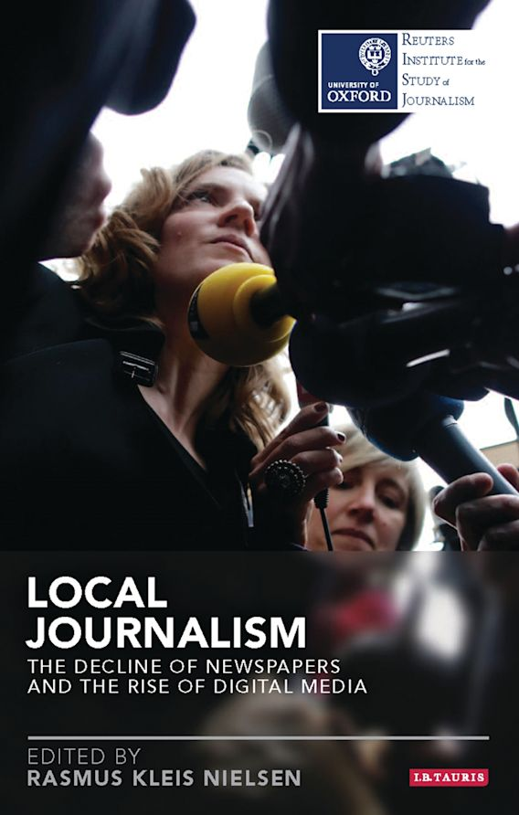 Local Journalism cover