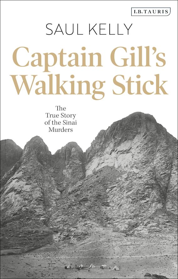 Captain Gill's Walking Stick cover