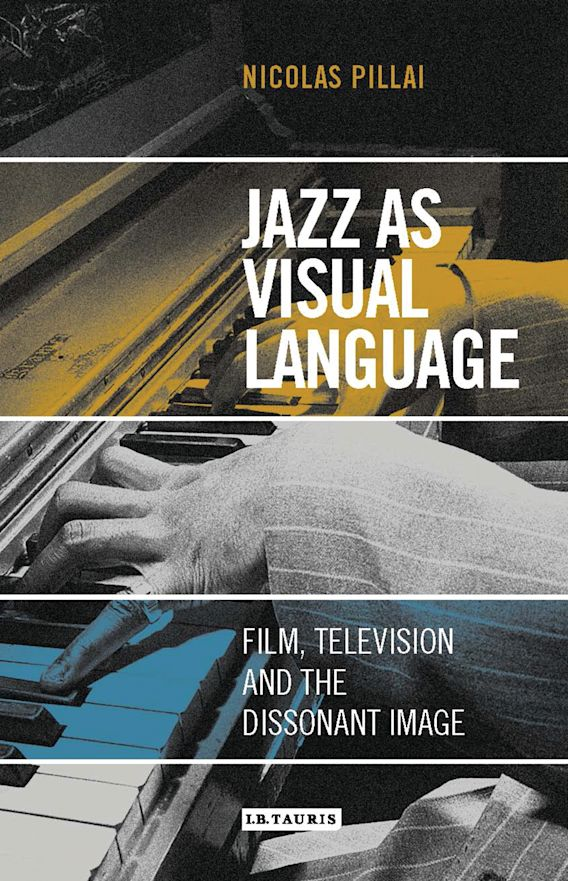 Jazz as Visual Language cover