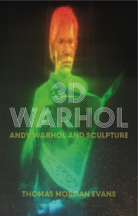 3D Warhol cover