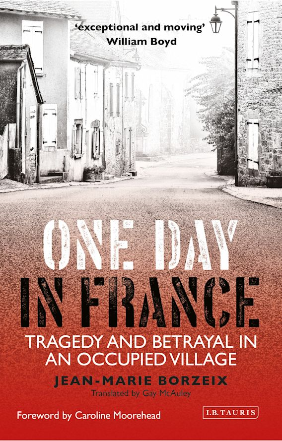 One Day in France cover