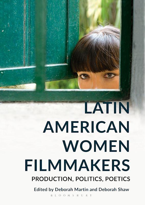 Latin American Women Filmmakers cover