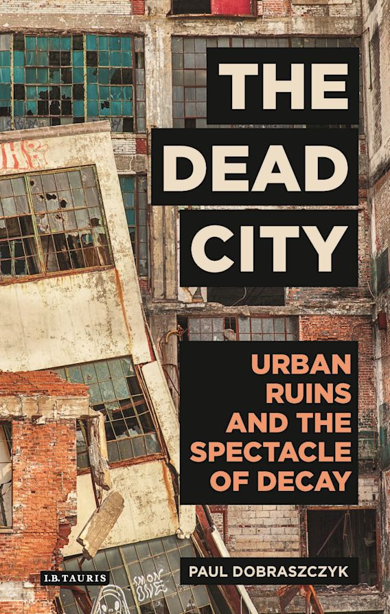 The Dead City cover