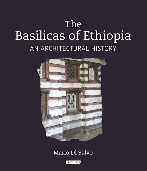 The Basilicas of Ethiopia cover