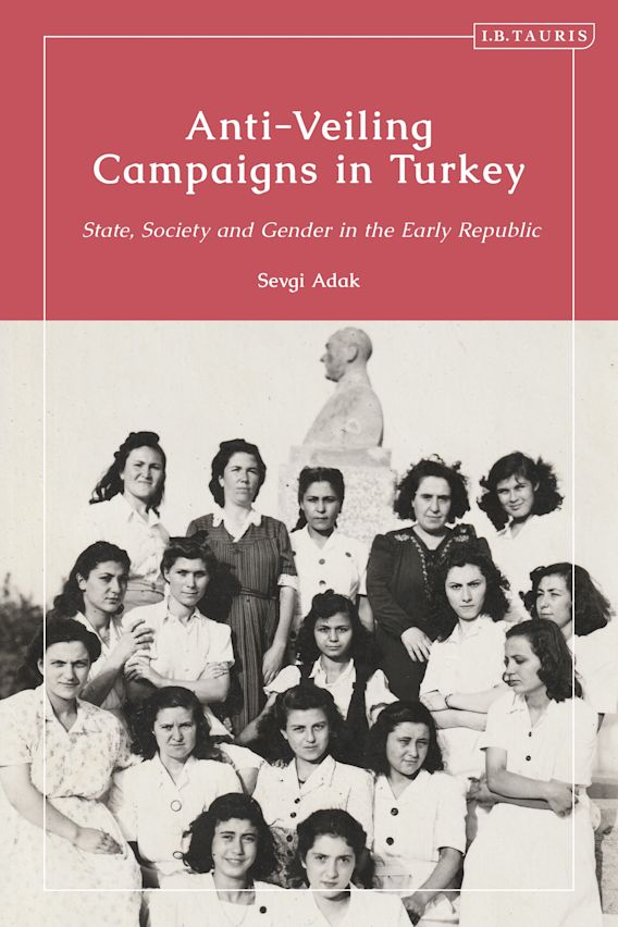 Anti-Veiling Campaigns in Turkey cover