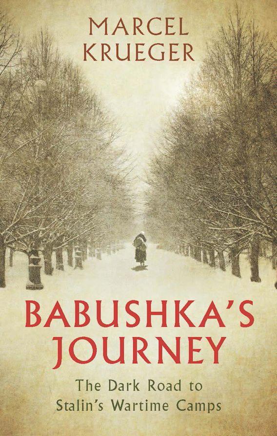 Babushka's Journey cover