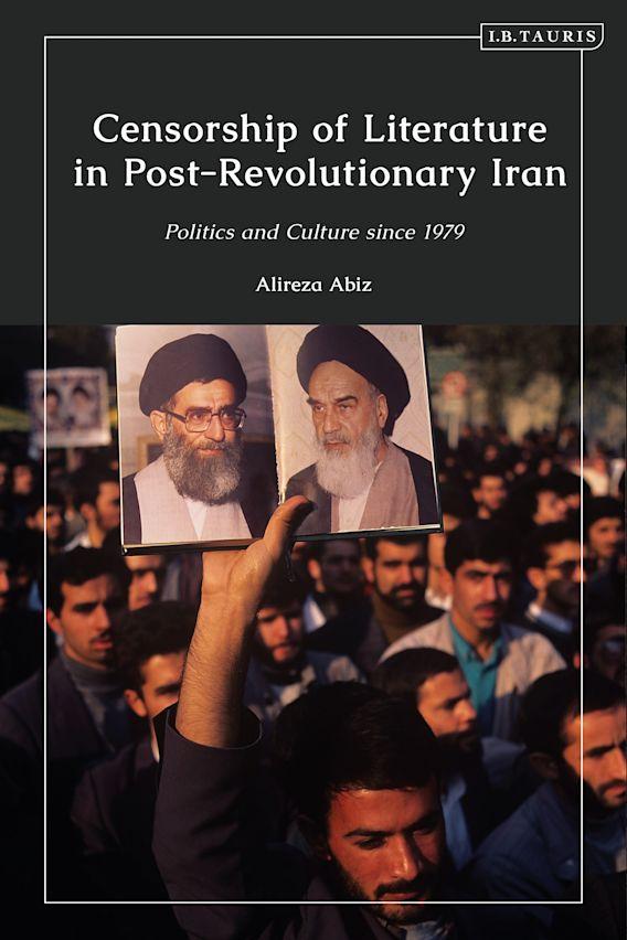 Censorship of Literature in Post-Revolutionary Iran cover