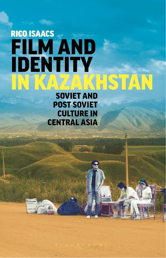 Film and Identity in Kazakhstan cover