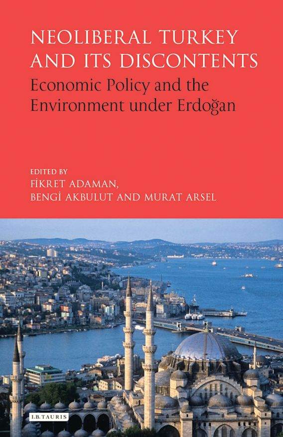 Neoliberal Turkey and its Discontents cover