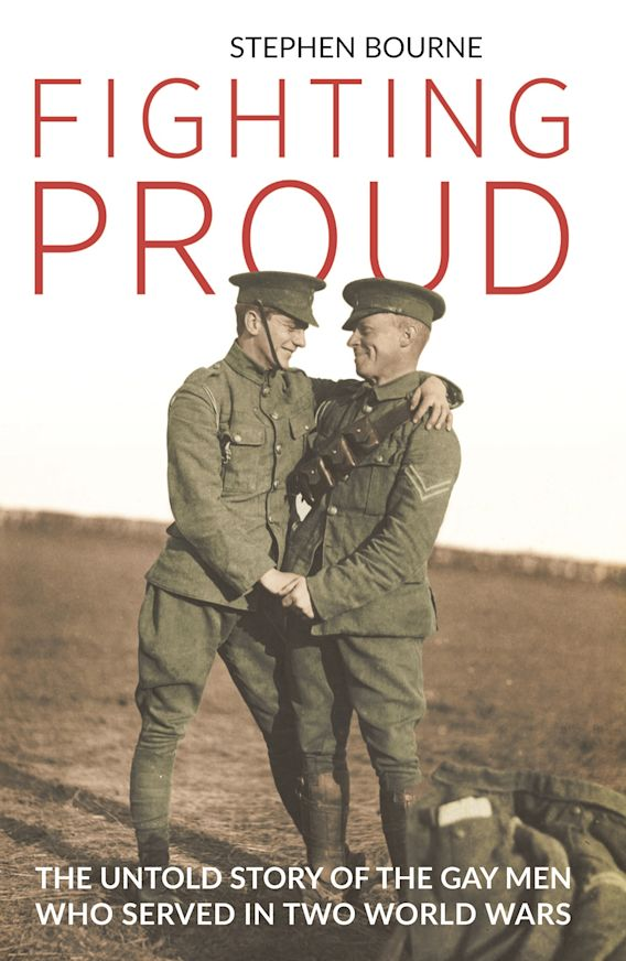 Fighting Proud cover