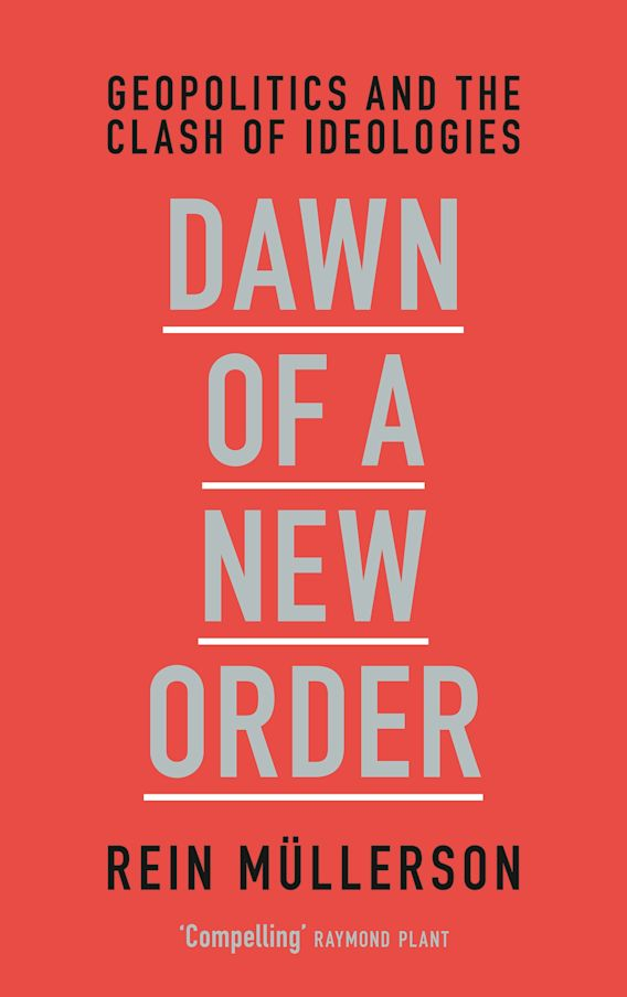 Dawn of a New Order cover