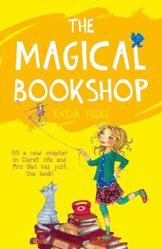 The Magical Bookshop cover
