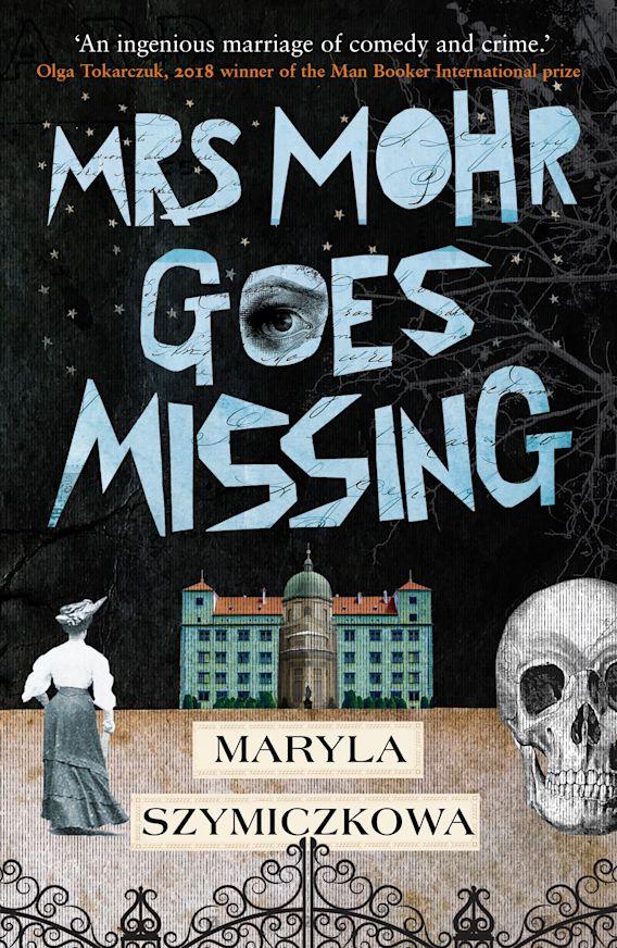 Mrs Mohr Goes Missing cover