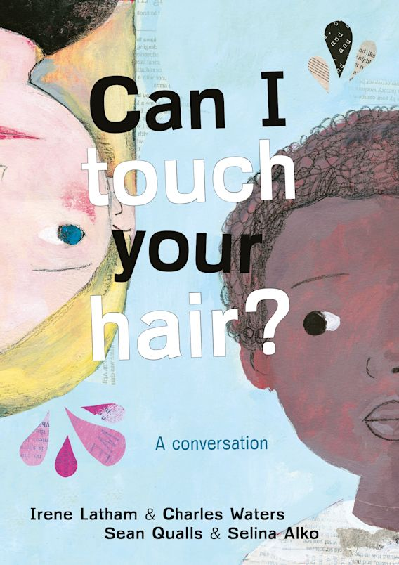 Can I Touch Your Hair? cover