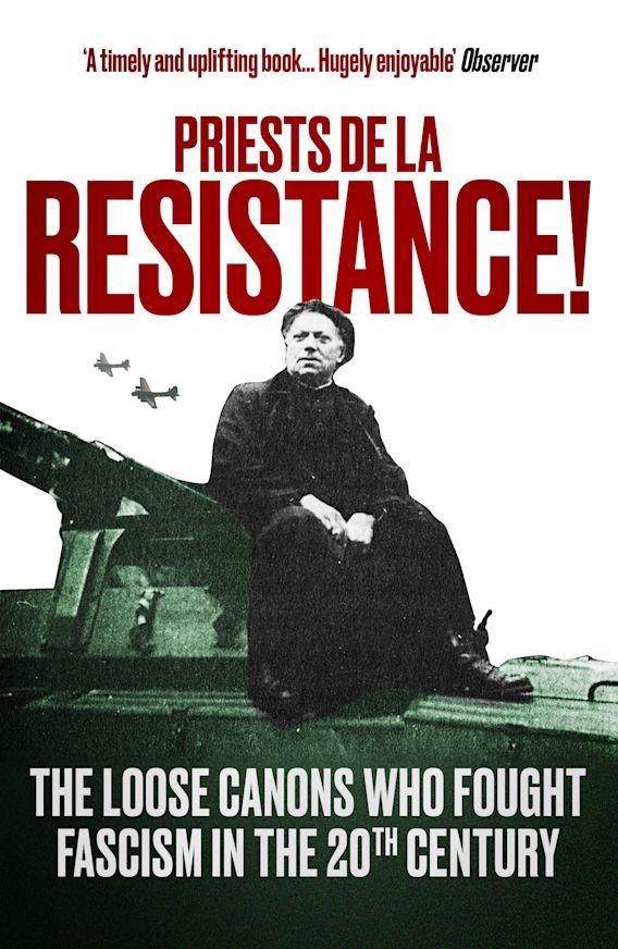 Priests de la Resistance! cover