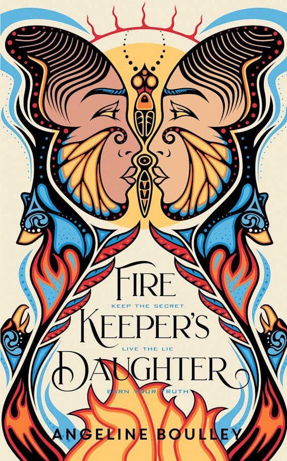 Firekeeper's Daughter cover