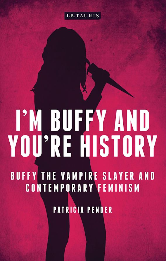 I'm Buffy and You're History cover