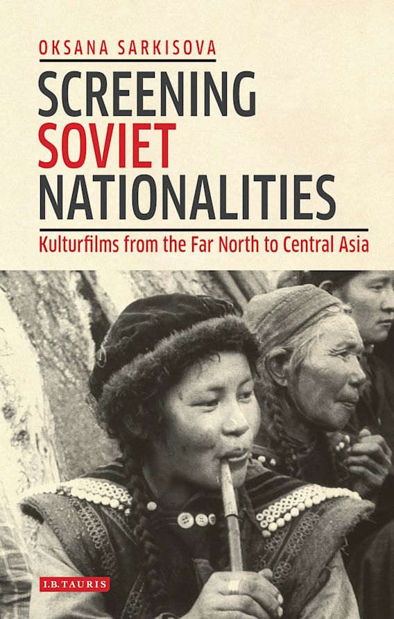 Screening Soviet Nationalities cover