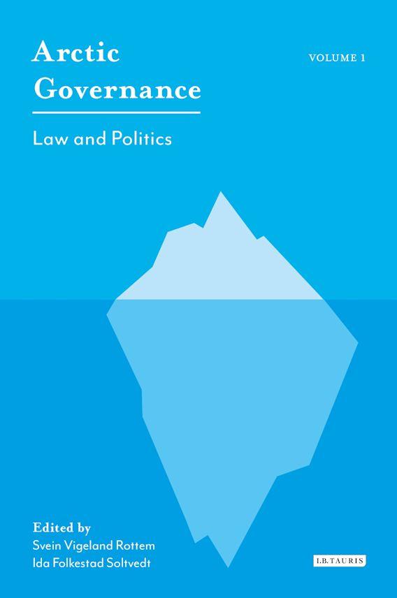 Arctic Governance: Volume 1 cover