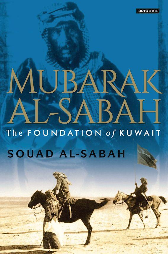 Mubarak Al-Sabah cover