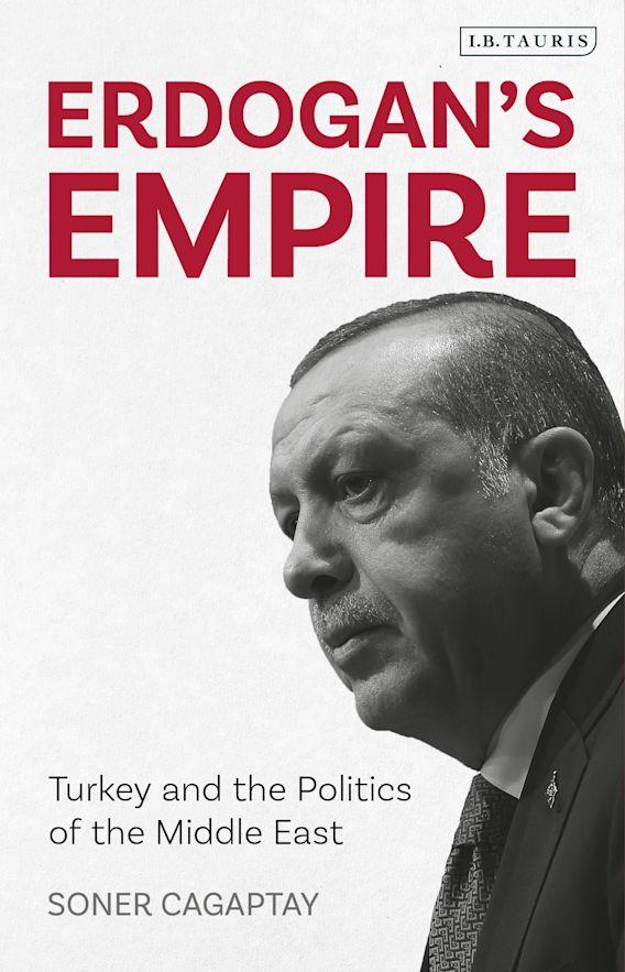 Erdogan's Empire cover