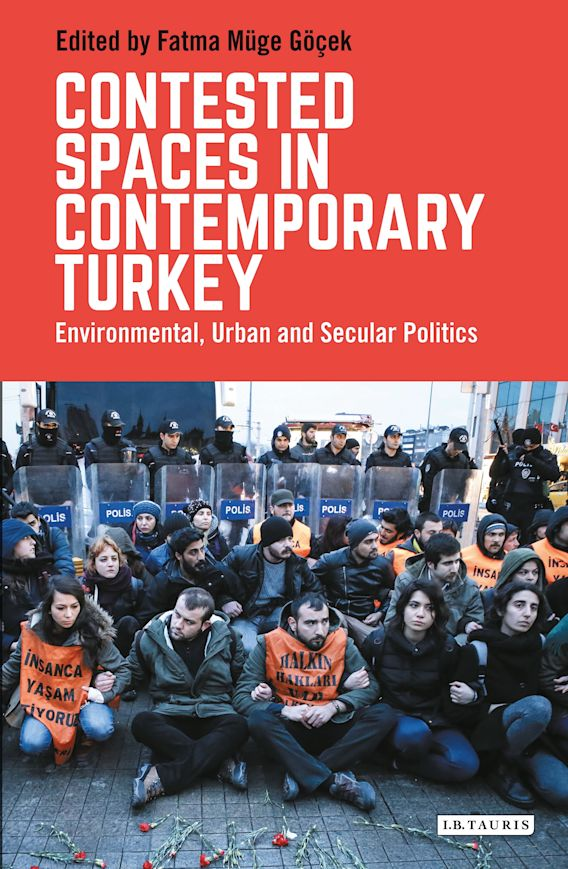 Contested Spaces in Contemporary Turkey cover