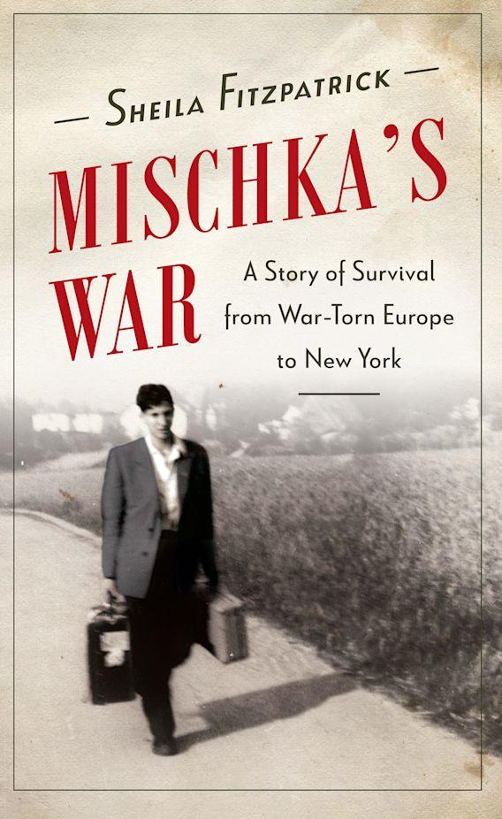 Mischka's War cover