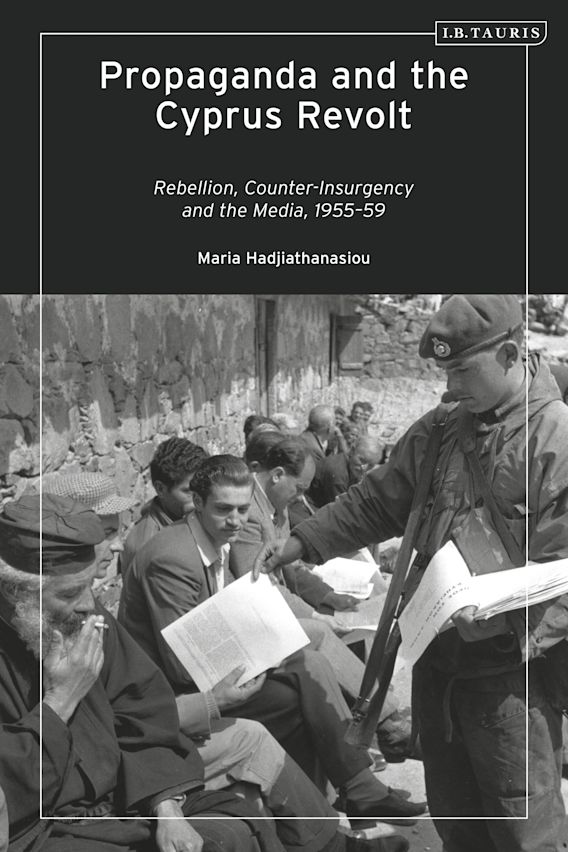 Propaganda and the Cyprus Revolt cover