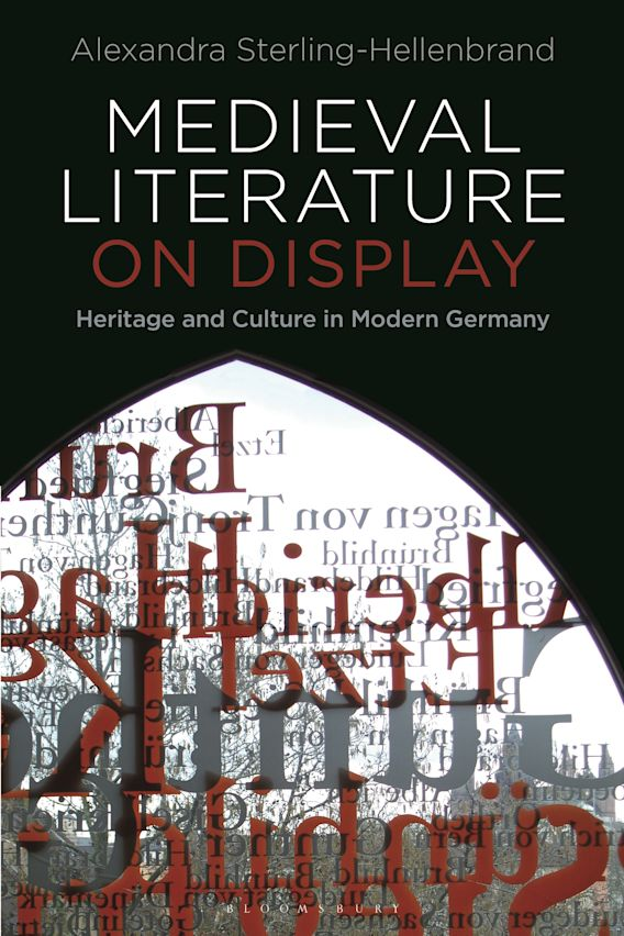 Medieval Literature on Display cover