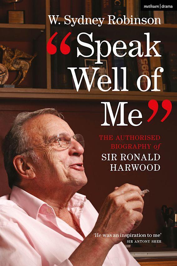 Speak Well of Me cover