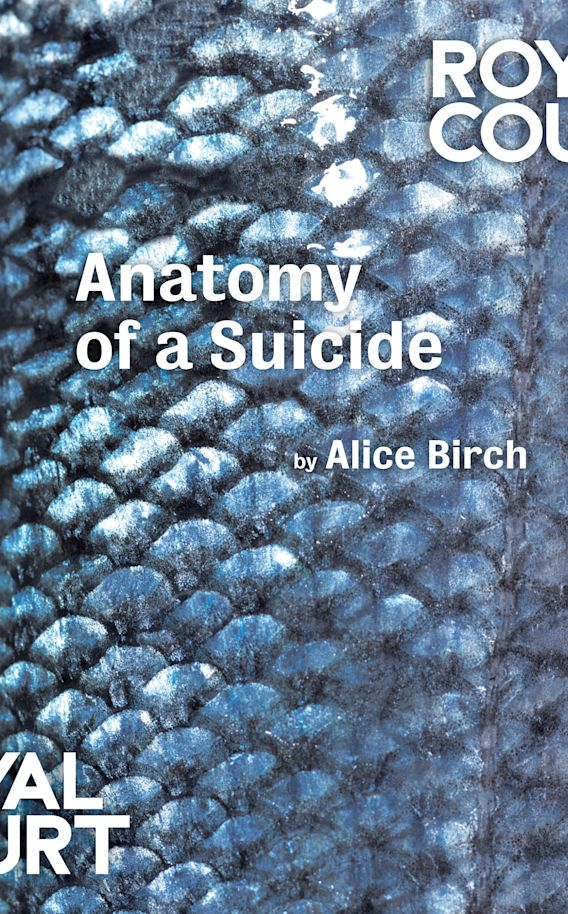 Anatomy of a Suicide cover