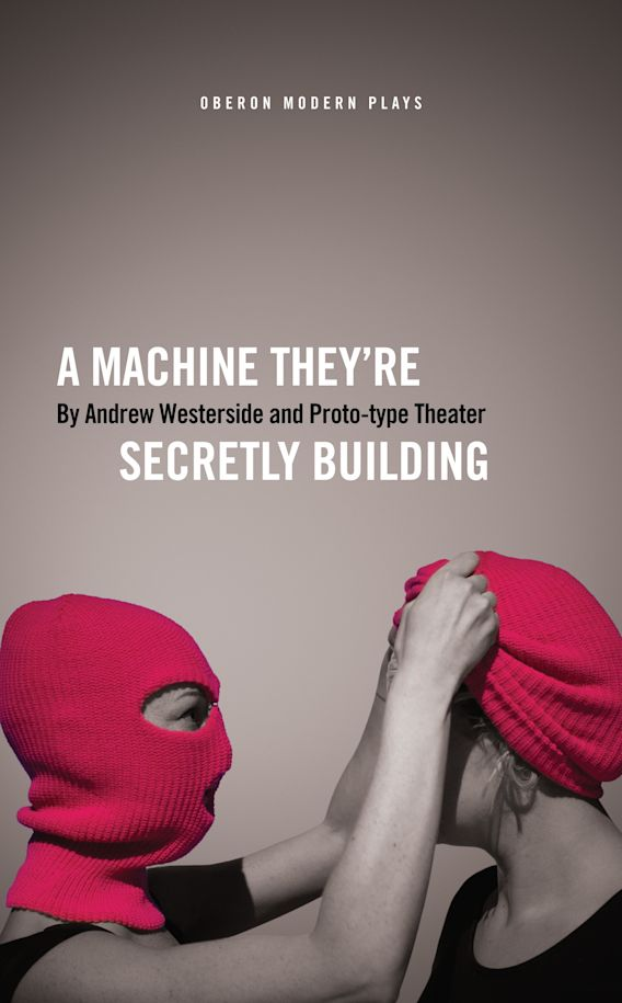 A Machine They're Secretly Building cover
