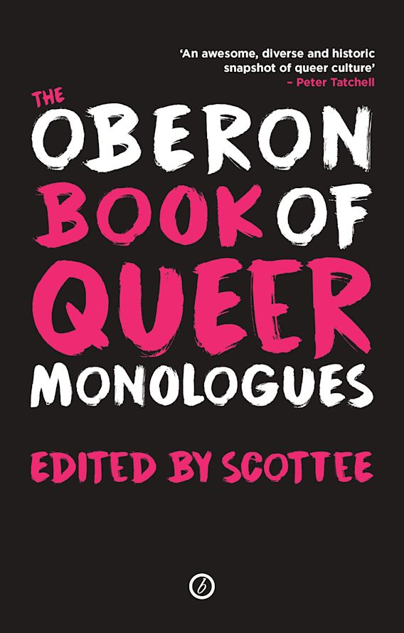 The Methuen Drama Book of Queer Monologues cover